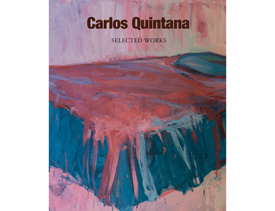 Book on contemporary Cuban artist: Libro artista cubano contemporáneo Carlos Quintana, CdeCuba Art Books