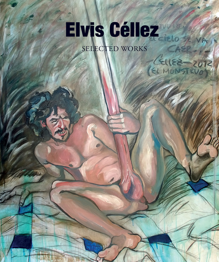 CdeCuba Art Books_Elvis Cellez