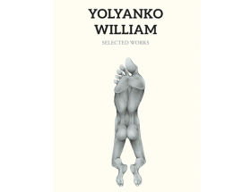 Book on contemporary Cuban artist Yolyanko William, CdeCuba Art Books. Libro artista cubano contemporáneo Yolyanko William, CdeCuba Art Books.