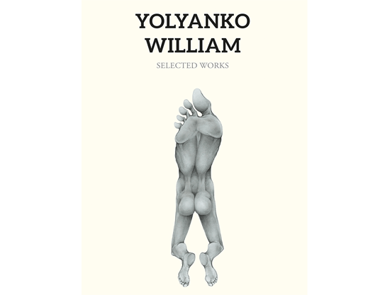 Book on contemporary Cuban artist Yolyanko William, CdeCuba Art Books. Libro artista cubano contemporáneo Yolyanko William, CdeCuba Art Books .