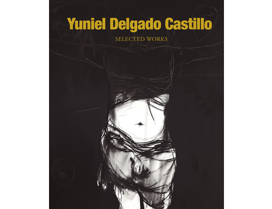 Book on contemporary Cuban artist: Libro artista cubano contemporáneo Yuniel Delgado, CdeCuba Art Books
