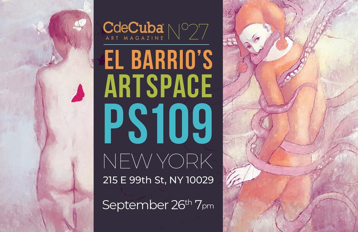 CdeCuba Art Magazine_El Barrio's Artspace_NYC