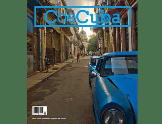 CdeCuba Art Magazine No.0, Cuban Art (Cuban Visual Arts Magazine): Revista de Arte Cubano (Revista de Artes Visuales)