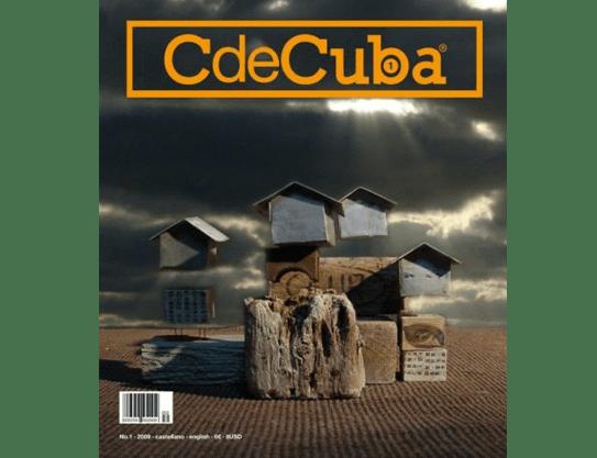 CdeCuba Art Magazine No.01, Cuban Art (Cuban Visual Arts Magazine): Revista de Arte Cubano (Revista de Artes Visuales)