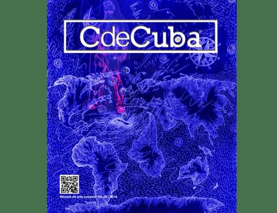 CdeCuba Art Magazine No.20, Cuban Art (Cuban Visual Arts Magazine): Revista de Arte Cubano (Revista de Artes Visuales)