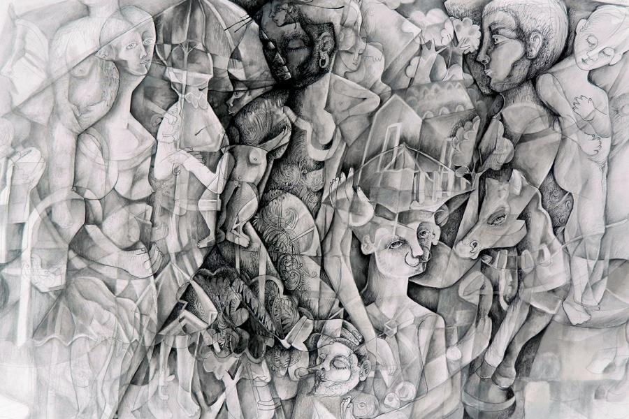 Cuban Art: Felipe Alarcón, Cuban Contemporary Artist (Cuba Fine Art)