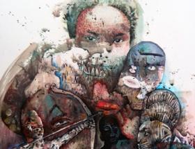 Felipe Alarcón Cuban Contemporary Artist, artista cubano contemporáneo