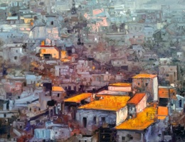 Javier Barreiro Cuban Contemporary Artist, artista cubano contemporáneo